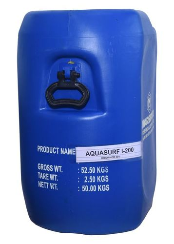 Aquasurf I 200 Iodophor Concentrate 20%