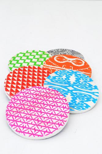 Bone Coasters