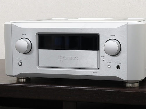 Esoteric F-03A Class A Integrated Amplifier