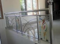 Precise Design Stainless Steel Railing