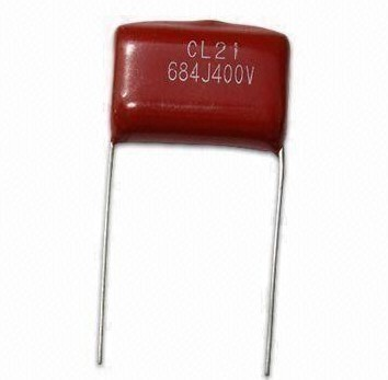 Exclusive Metallized Polyester Film Capacitors
