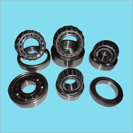 Industrial Wheel Bearings