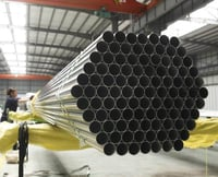 Stainless Steel Welded Bright Annealed Tube