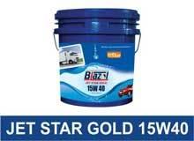 Jet Star Gold 15W 40 Diesel Engine Oil