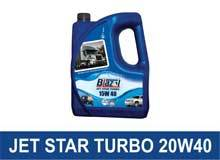 Jet Star Turbo 15W40 Engine Oil
