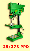 Bench And Pillar Type Drilling Machine