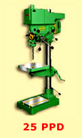 Center Pillar Drilling Machines