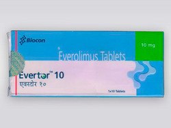 Everolimus Tablet 5mg And 10mg