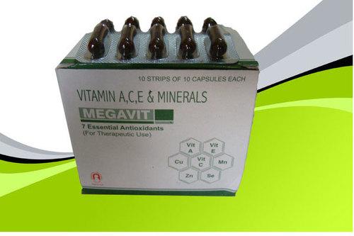Megavit Capsules