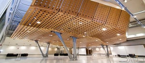 Perforated Plywood