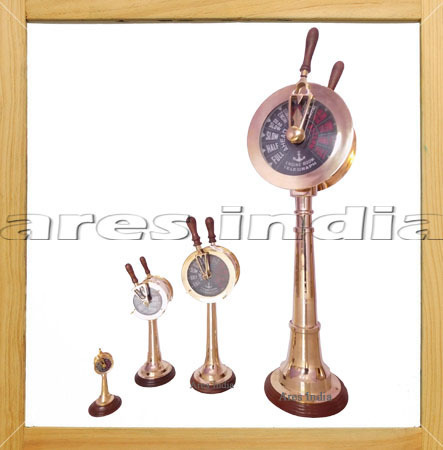 Brass Ship Working Telegraph