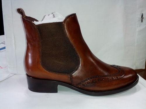 Ladies Designer Leather Boots