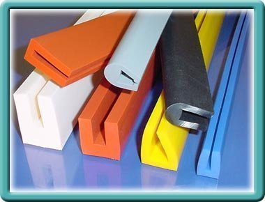 Silicon Rubber Profiles
