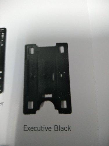 Executive Black Card Holder