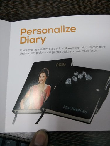 Personalize Diary