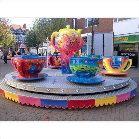 Cup Ride Amusment Games in  Gota