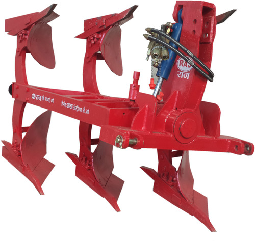 Durable Reversible Plough