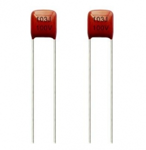 Miniature Size Metallized Polyester Film Capacitors