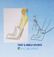 Foot And Ankle Splints