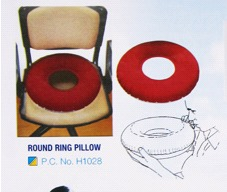 Round Ring Pillow