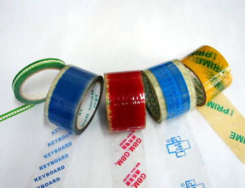 Durable Printed Tapes