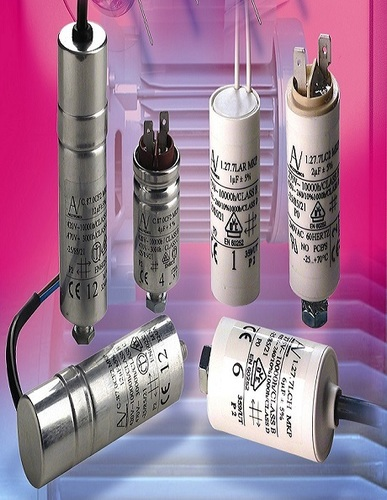 Ac Motor Film Capacitors