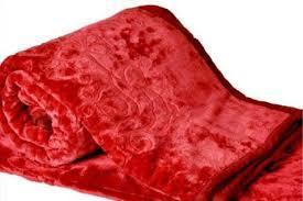 Simple Mink Blanket