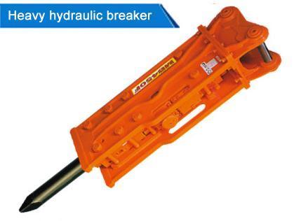 Heavy Hydraulic Breaker