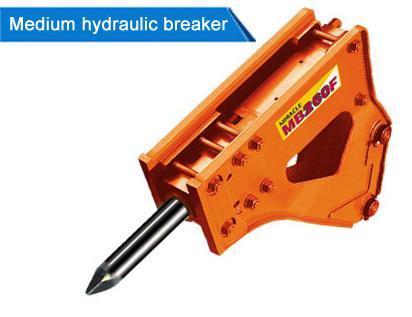 Medium Hydraulic Breaker