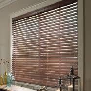 Wooden Chick Window Blinds