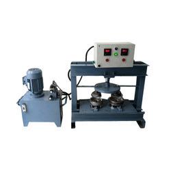 Semi Automated Paper Plate Forming Machine in  Sundarapuram