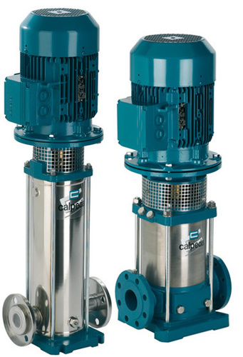 Vertical Multi-Stage In-Line Pumps in  New Area