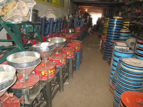 Atta Chakki Machinery