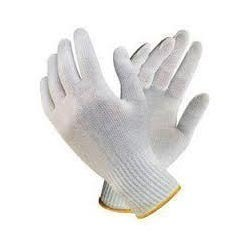 Cotton Knitted Gloves in  Padi