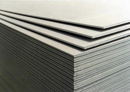 Grey Plain Fibre Cement Boards