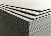 Plain Fibre Cement Boards