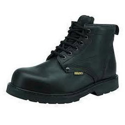 Robust Commercial Safety Shoes