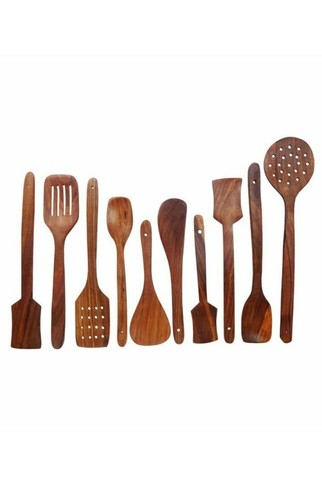 Wooden Spoons In Saharanpur, Wooden Spoons Dealers & Traders