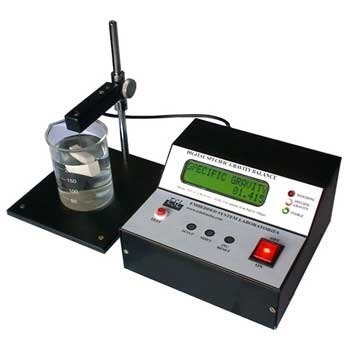 Automatic Calibration Digital Specific Gravity Balance In