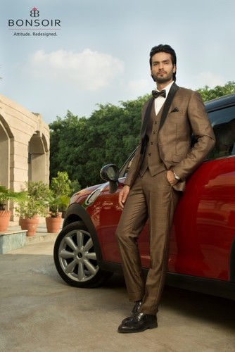 Designer Regular Fit Suit