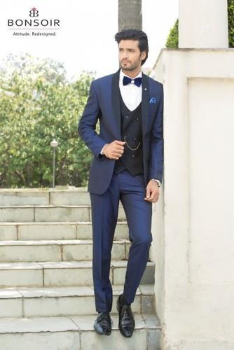 Highly Modern Regular Fit Suit