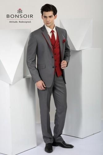 Low Price Blended Designer Suit