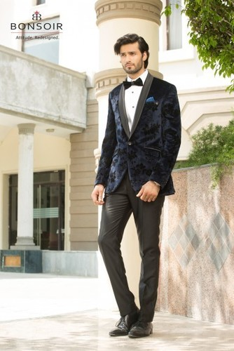 Regular Fit 4 PC Suit