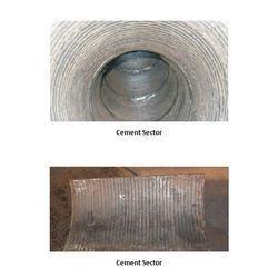 Rizista Wear Plates for Cement Plant