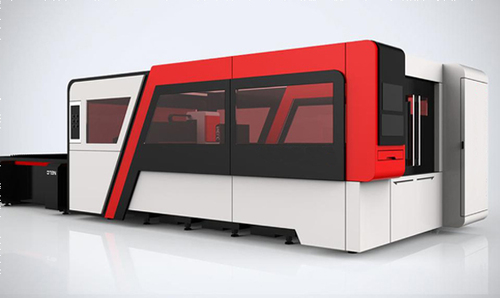 CNC Laser Cutting Machine in Beijing