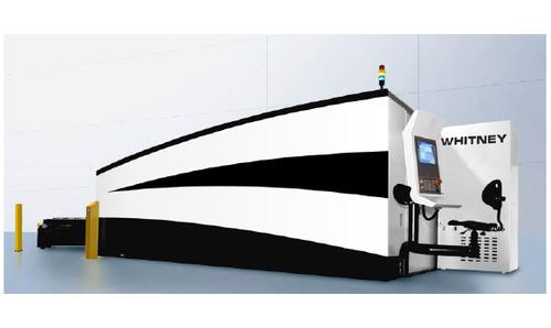 Laser Cutting Machine (Whitney Lasers)