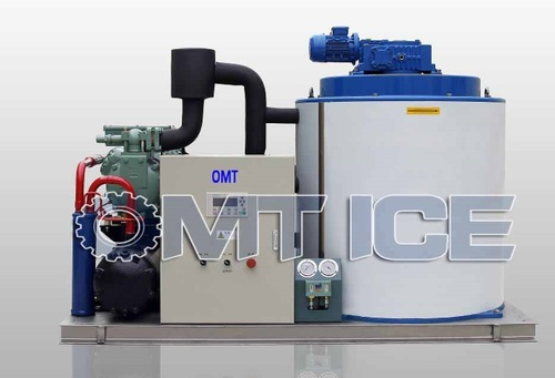 OTF50 5000kg Flake Ice Machines