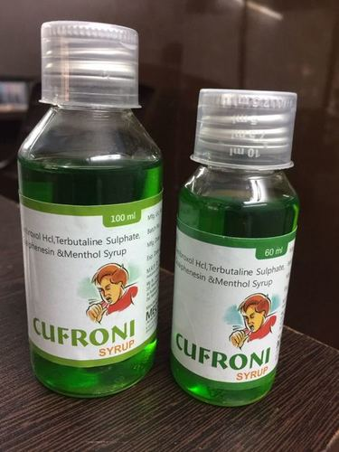 Cufroni Syrup 60ml/100
