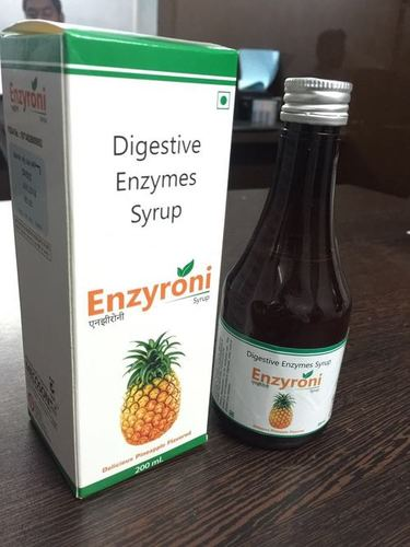 Effective Digestive Enzyme Syrup