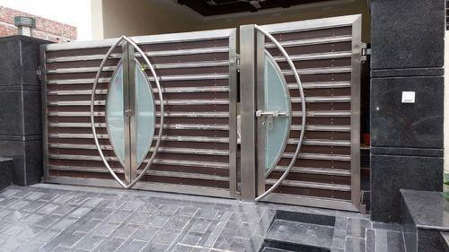 Standard Steel Gate In Noida Uttar Pradesh Kunwar Bros
